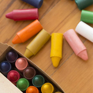 Honeysticks Pure Beeswax Crayons