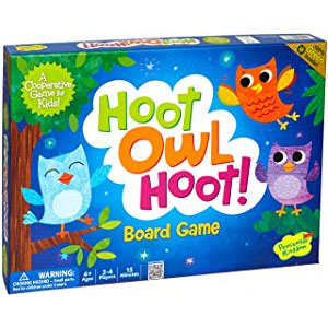 Peaceable Kingdom Hoot Owl Hoot!
