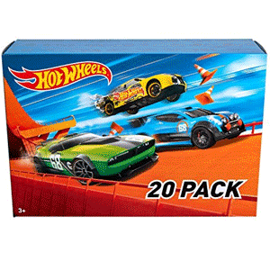 Hot Wheels Gift Pack, 20-Pk