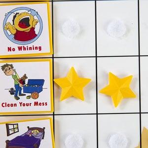 Kenson Kids Responsibility Chart