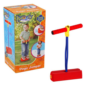Kidoozie Foam Pogo Jumper