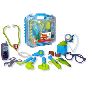 Kidzlane 12-Piece Deluxe Doctor Kit