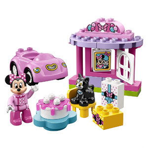 LEGO DUPLO Disney Minnies Birthday Party