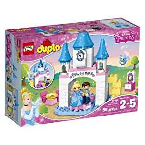 LEGO DUPLO Disney Princess Cinderellas Magical Castle