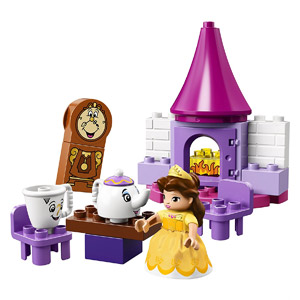 LEGO DUPLO Princess Belle´s Tea Party