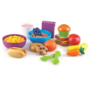 Learning Resources New Sprouts Munch It Food Set