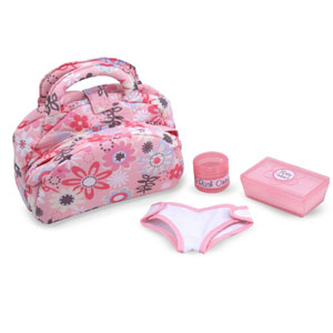 Melissa & Doug Mine To Love Diaper Changing Set