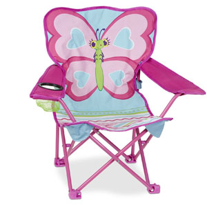 Melissa & Doug Outdoor Folding Chair