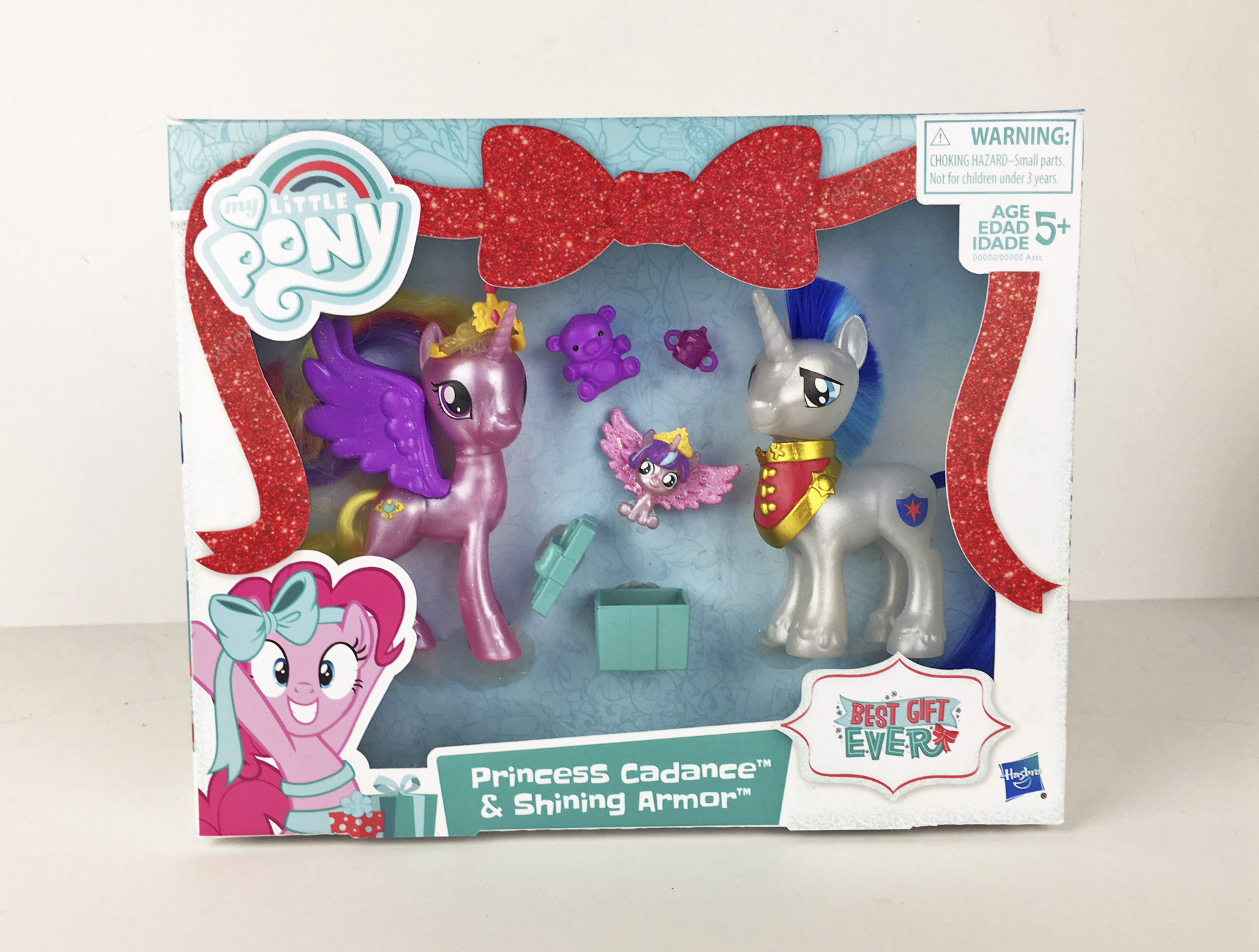 My Little Pony Best Gift Ever Princess Cadance & Shining Armor