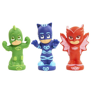 PJ Masks Squirters Bath Toy, 3-Pk