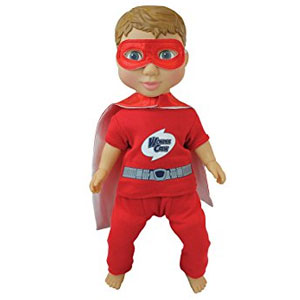PlayMonster Superhero Will Wonder Crew Buddy