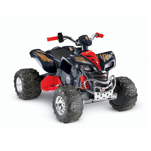 Power Wheels Kawasaki KFX