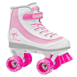 Roller Derby Girls Firestar Roller Skates