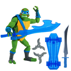 Rise of the Teenage Mutant Ninja Turtles Leonardo