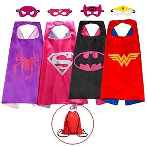Superhero Dressup Costumes