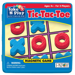 Take N Play Anywhere Tic-Tac-Toe