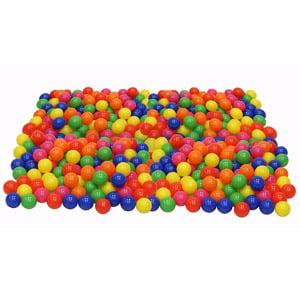 Click N Play Plastic Balls, 200-Pack