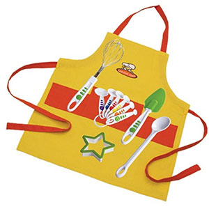 Curious Chef 11-Piece Kids Chef Kit