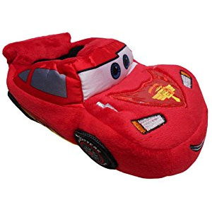 Disney Lightning McQueen Cars Slippers
