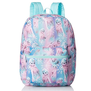 Disney Little Girls Frozen Elsa Print Backpack