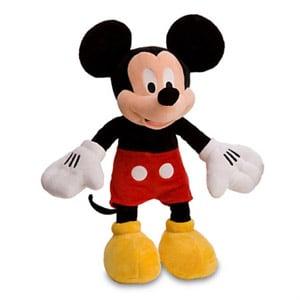 Disney Mickey Mouse Plush Toy