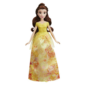 Disney Princess Royal Shimmer Belle Doll