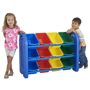 ECR4Kids Toy Storage Organizer