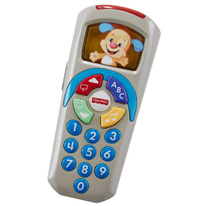 Fisher-Price Laugh & Learn Puppys Remote