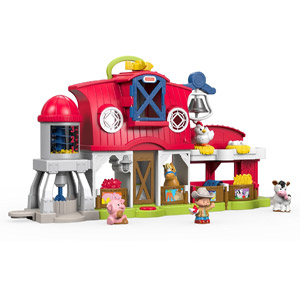 Fisher-Price Little People Caring Animals Farm Playset