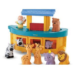 Fisher-Price Little People Noahs Ark
