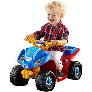 Fisher-Price Power Wheels Paw Patrol Lil Quad