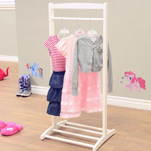 Frenchi Kids Clothes Hanger