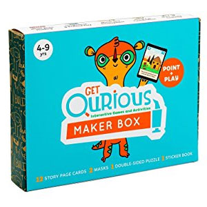 Get Qurious Maker Box