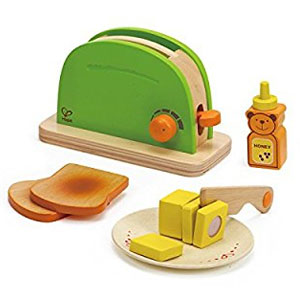Hape Pop Up Wooden Toaster