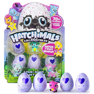 Hatchimals - CollEGGtibles