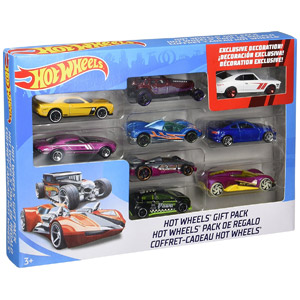 Hot Wheels Gift Pack, 9-Pk