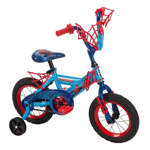 "Huffy 12"" Marvel Spider-Man Boys Bike"
