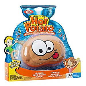 Ideal Hot Potato Electronic Game