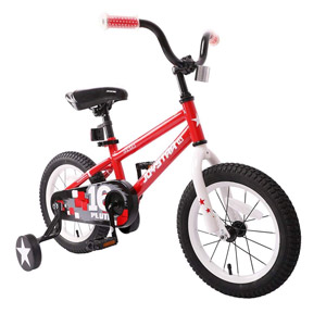 JOYSTAR Kids Bike with Training Wheel