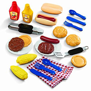 Little Tikes Backyard Barbeque Grillin Goodies