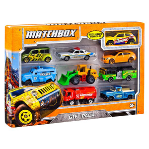 Matchbox Gift Pack, 9-Pk