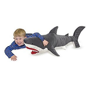Melissa & Doug Giant Shark
