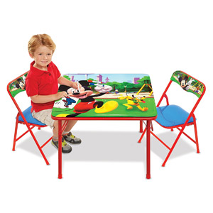 Mickey Mouse Clubhouse Mickey Activity Table