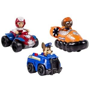 Paw Patrol Racers, 3-Pk