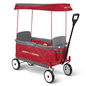 Radio Flyer Ultimate EZ Folding Wagon