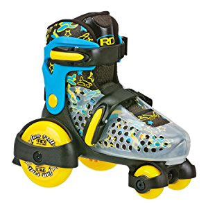 Roller Derby Boys Fun Roll Adjustable Roller Skate