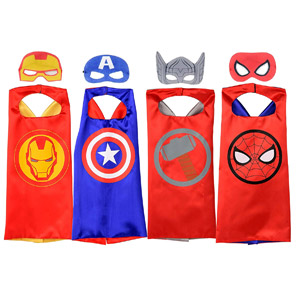 Rubie's MARVEL SUPER HERO Cape Set