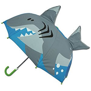 Stephen Joseph Shark Pop Up Umbrella
