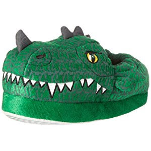 Stride Rite Kids Max Dragon-Lighted Moccasin
