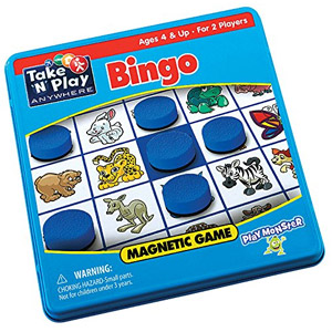 Take N Play Anywhere Bingo